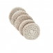 Natural Life Cotton Rounds Scrubbies