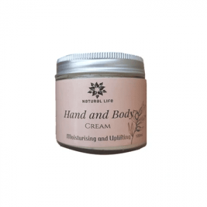 Natural Life Hand and Body Cream