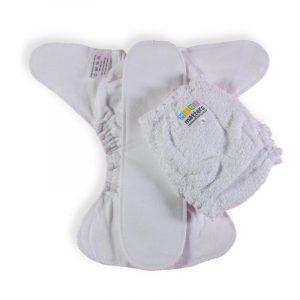MiniMatters CLASSIC Fitted Nappy – Newborn